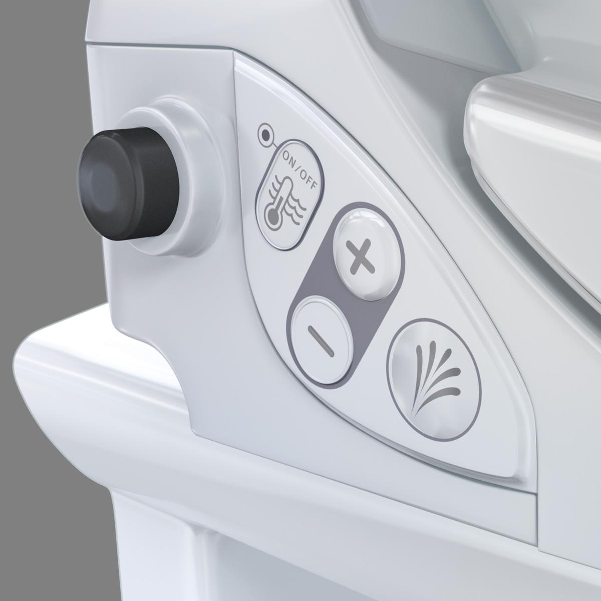 geberit aquaclean 4000 dusch wc sitz 146130111 reuter. Black Bedroom Furniture Sets. Home Design Ideas