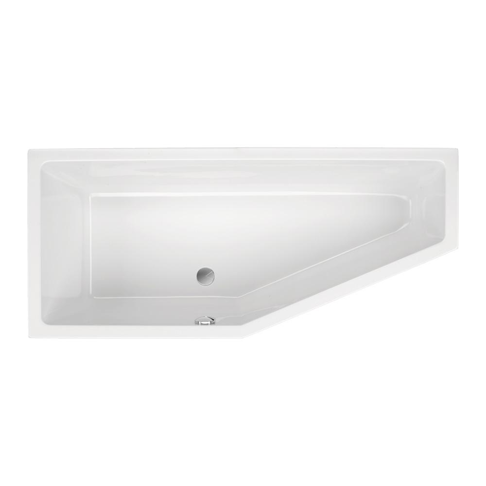 schr der lupor raumspar badewanne ausf hrung links 0020216000001 reuter onlineshop. Black Bedroom Furniture Sets. Home Design Ideas