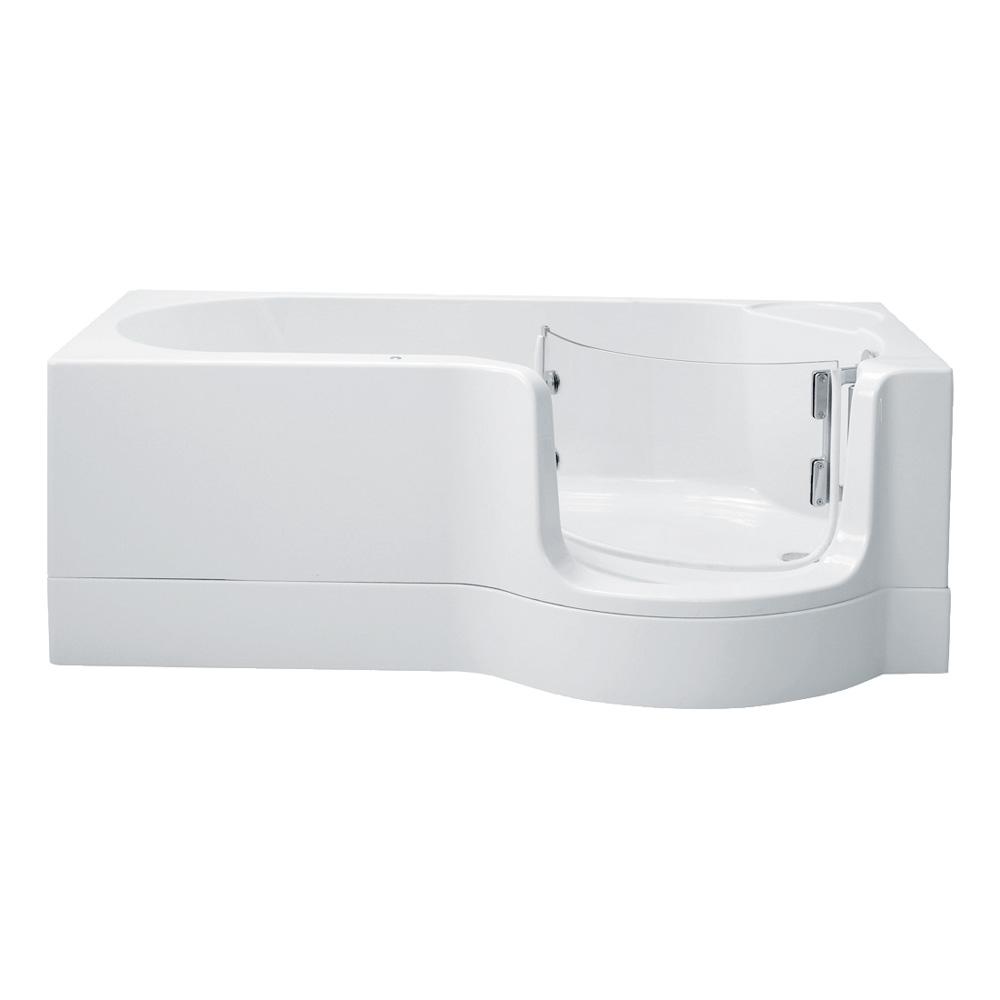 schr der pazifik badewanne mit duschzone ausf hrung. Black Bedroom Furniture Sets. Home Design Ideas