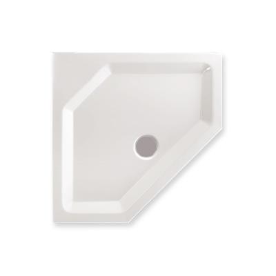 schr der riga f f nfeck duschwanne 0030036000001 reuter onlineshop. Black Bedroom Furniture Sets. Home Design Ideas
