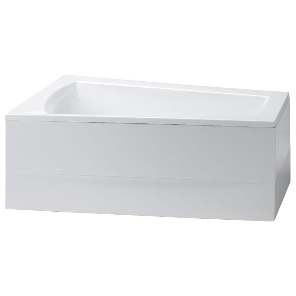 schr der sch rze f r raumspar badewanne lara 175 links. Black Bedroom Furniture Sets. Home Design Ideas