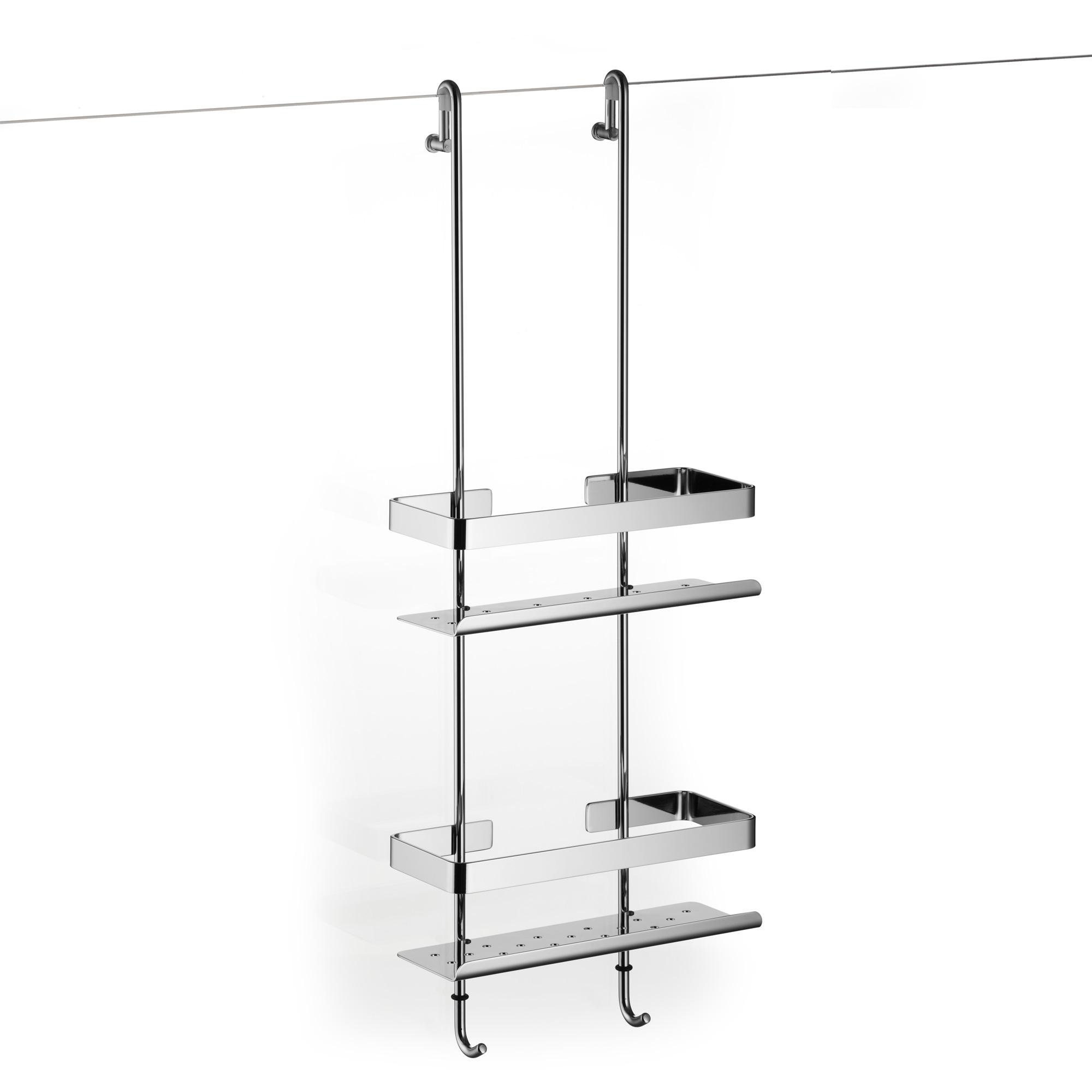 giese bodyguard 30710 02 h nge duschkorb mit halter f r. Black Bedroom Furniture Sets. Home Design Ideas