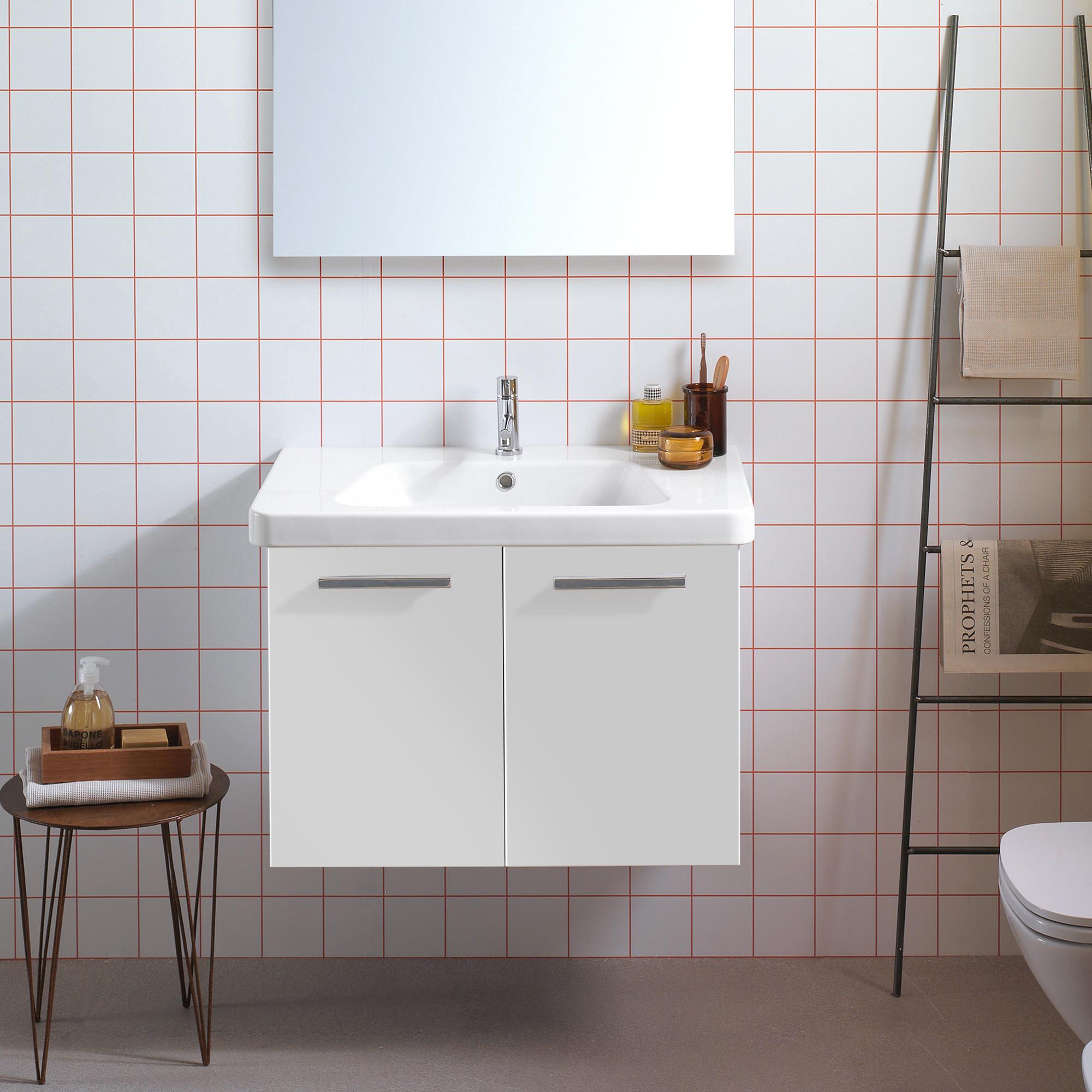 stilvolle waschtisch mit schubladen fotos erindzain. Black Bedroom Furniture Sets. Home Design Ideas