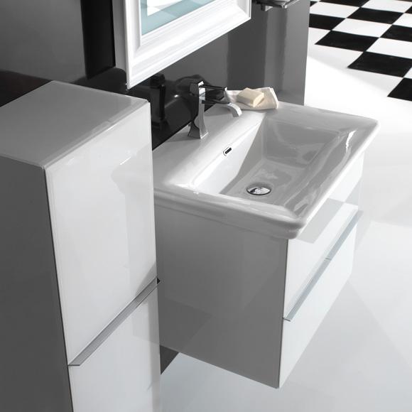 globo relais halbhoher schrank schwarz chrom pe090nc reuter. Black Bedroom Furniture Sets. Home Design Ideas