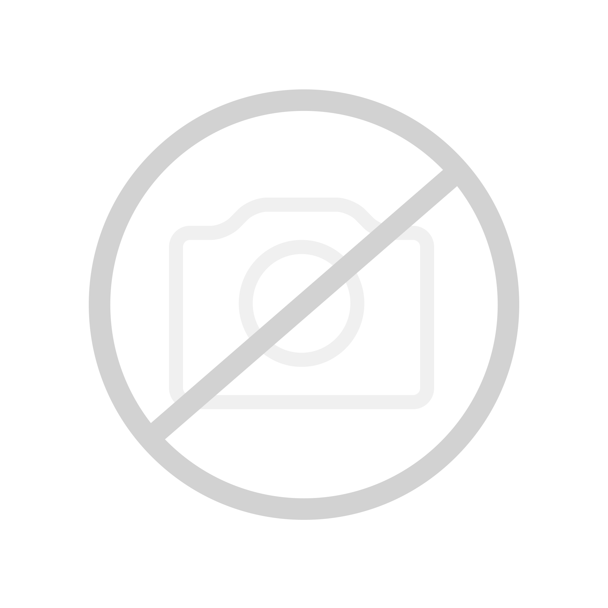 Hansa Viva Kopfbrause mit Brausearm B: 250 T: 250 mm