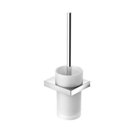 hewi system 100 wc b rstengarnitur chrom reuter onlineshop. Black Bedroom Furniture Sets. Home Design Ideas