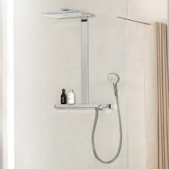 hansgrohe rainmaker select 460 3jet showerpipe. Black Bedroom Furniture Sets. Home Design Ideas