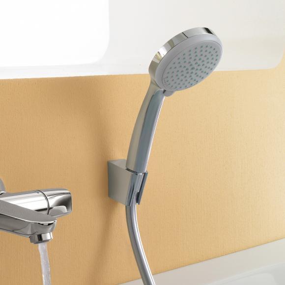 hansgrohe croma 100 vario brausenset porter 27594000. Black Bedroom Furniture Sets. Home Design Ideas