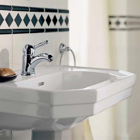 hansgrohe axor carlton einhebel waschtischmischer chrom. Black Bedroom Furniture Sets. Home Design Ideas