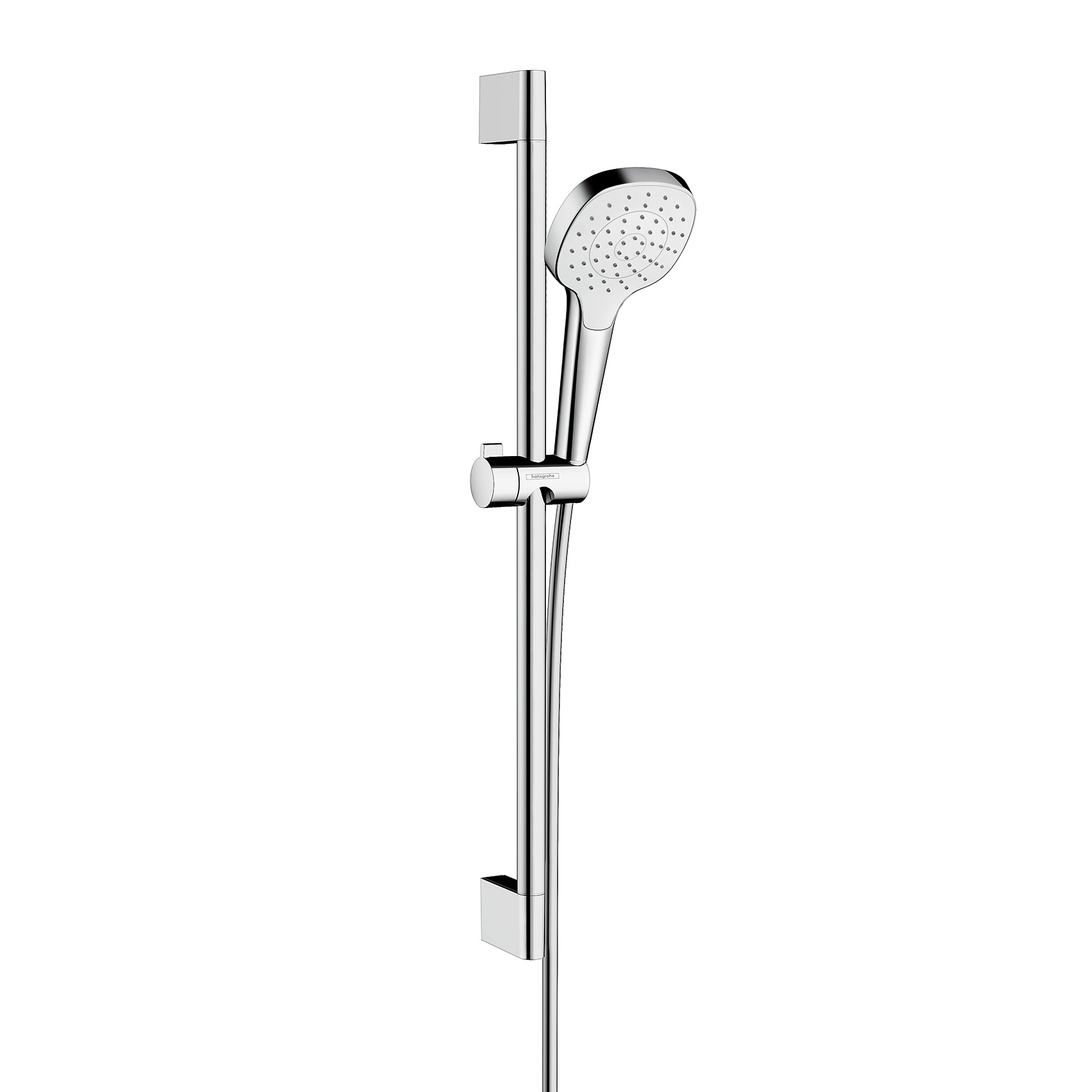 hansgrohe croma select e 1jet shower set 0 65 m 26584400. Black Bedroom Furniture Sets. Home Design Ideas