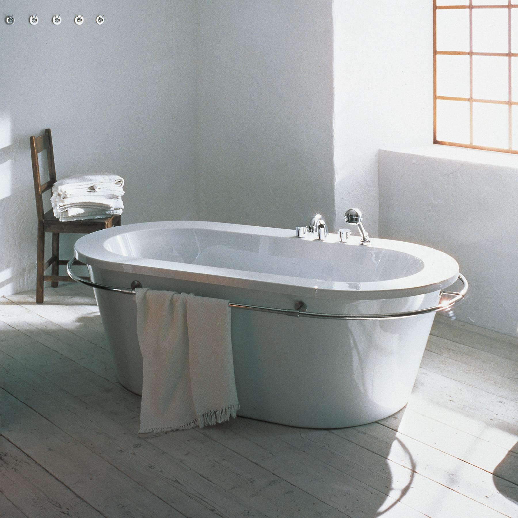 hoesch philippe starck edition 1 badewanne freistehend. Black Bedroom Furniture Sets. Home Design Ideas