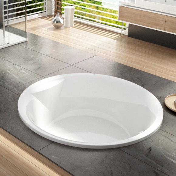 hoesch tondo runde badewanne reuter onlineshop. Black Bedroom Furniture Sets. Home Design Ideas