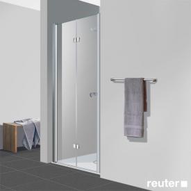 Falttür-Duschkabinen kaufen | Dusche bei REUTER | {Duschabtrennung faltbar 61}