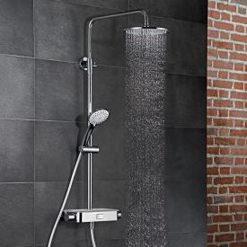 HSK AquaSwitch RS 200 Thermostat Shower Set Mit Kopfbrause Ø 250 H: 8 Mm