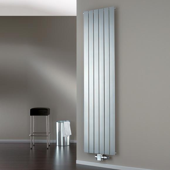 hsk alto heizk rper mit mittelanschluss silber 863200 88 m reuter onlineshop. Black Bedroom Furniture Sets. Home Design Ideas
