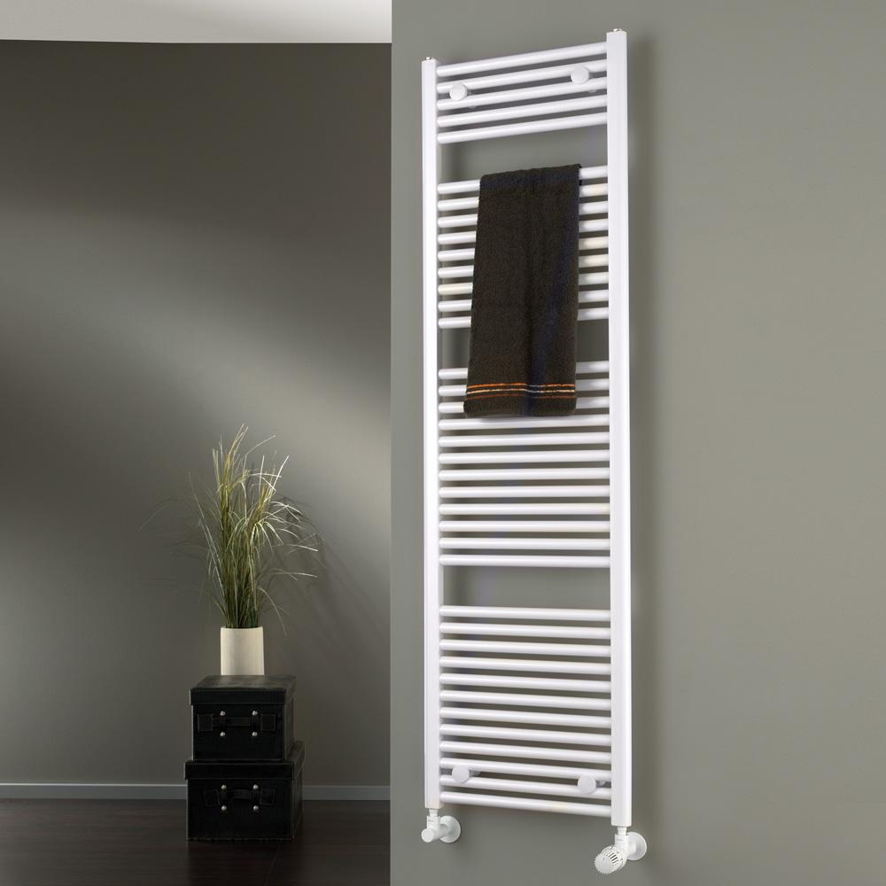 hsk badheizk rper line mit standardanschluss wei. Black Bedroom Furniture Sets. Home Design Ideas