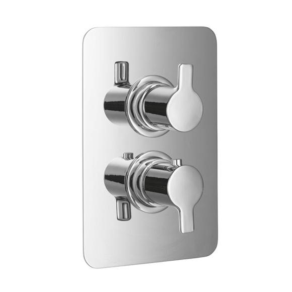 hsk softcube unterputz sicherheitsthermostat mit absperrventil 1180045 reuter onlineshop. Black Bedroom Furniture Sets. Home Design Ideas