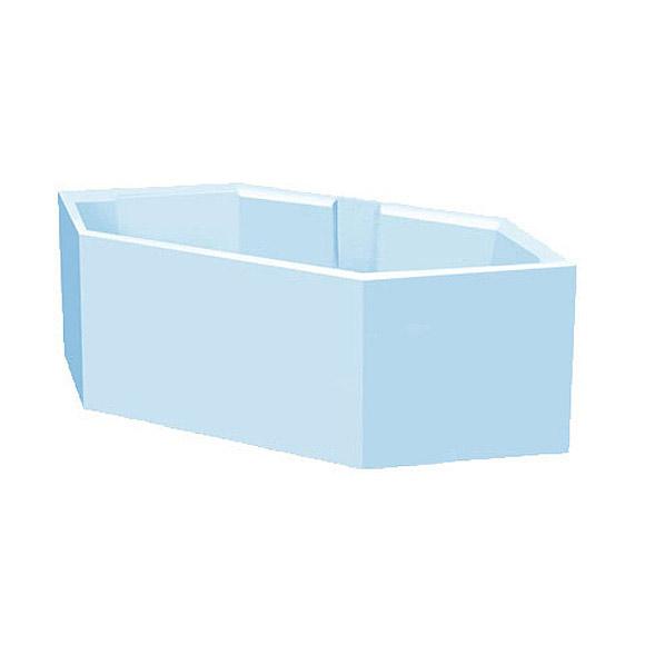 poresta systems poresta compact wannentr ger rondo 6. Black Bedroom Furniture Sets. Home Design Ideas