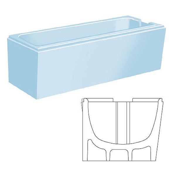 poresta systems poresta vario wannentr ger 75 20 170x75. Black Bedroom Furniture Sets. Home Design Ideas