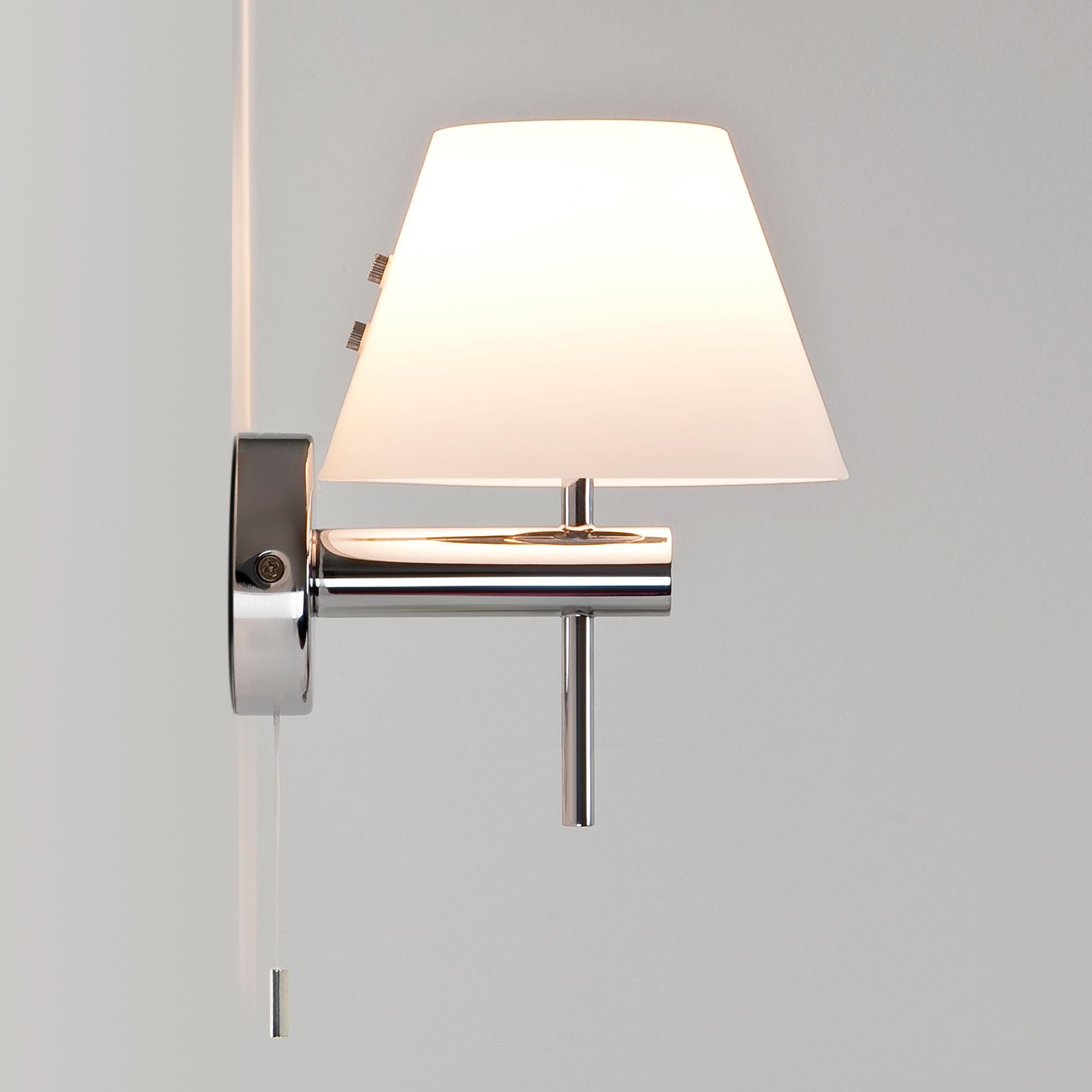 illumina astro roma wandleuchte mit schalter 0434 reuter onlineshop. Black Bedroom Furniture Sets. Home Design Ideas