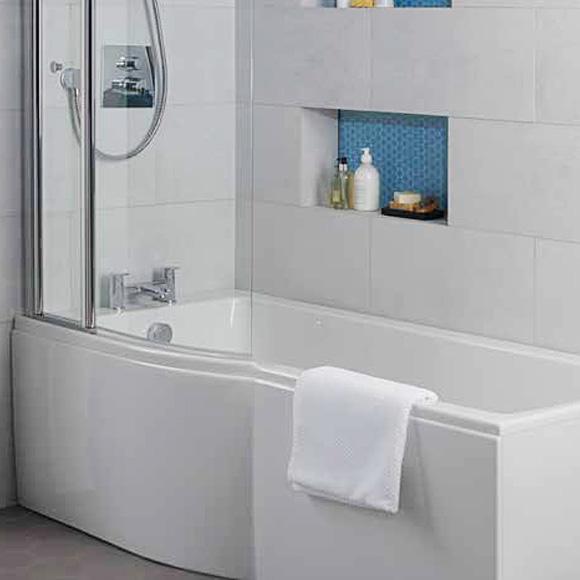 ideal standard connect air dusch badewanne e113401. Black Bedroom Furniture Sets. Home Design Ideas