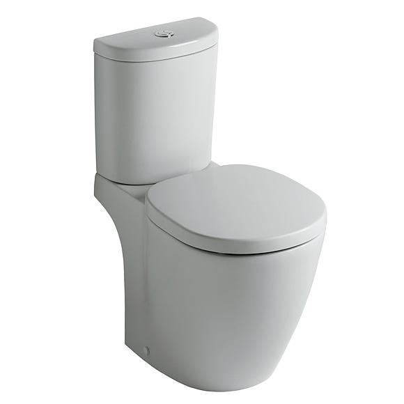 ideal standard connect standtiefsp l wc kombination. Black Bedroom Furniture Sets. Home Design Ideas
