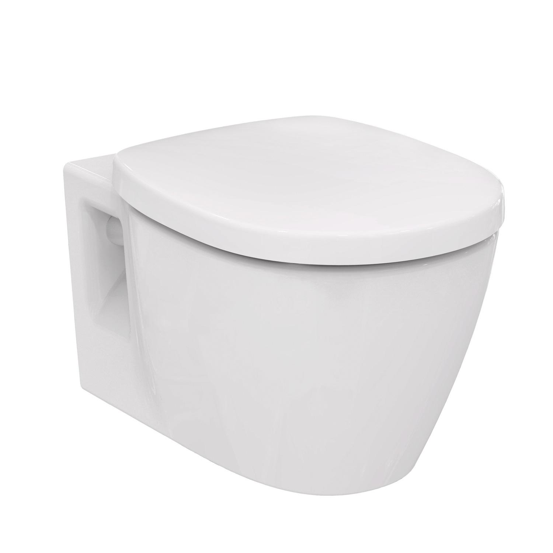 ideal standard connect wc sitz wei e712801 reuter onlineshop. Black Bedroom Furniture Sets. Home Design Ideas