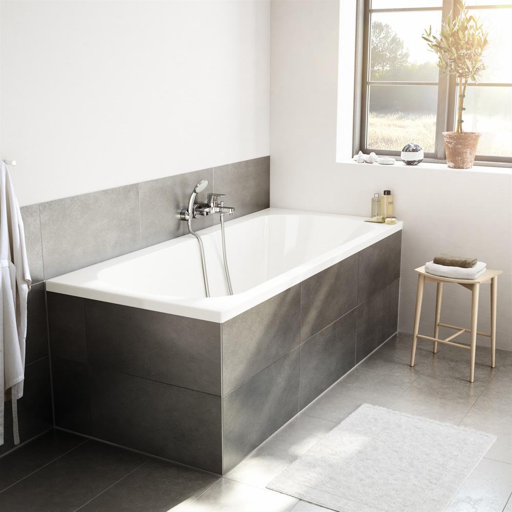 ideal standard hotline neu duo badewanne wei k275001. Black Bedroom Furniture Sets. Home Design Ideas