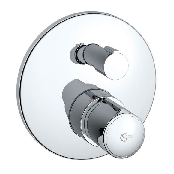 ideal standard melange bade thermostat unterputz bausatz 2 a4891aa reuter onlineshop. Black Bedroom Furniture Sets. Home Design Ideas
