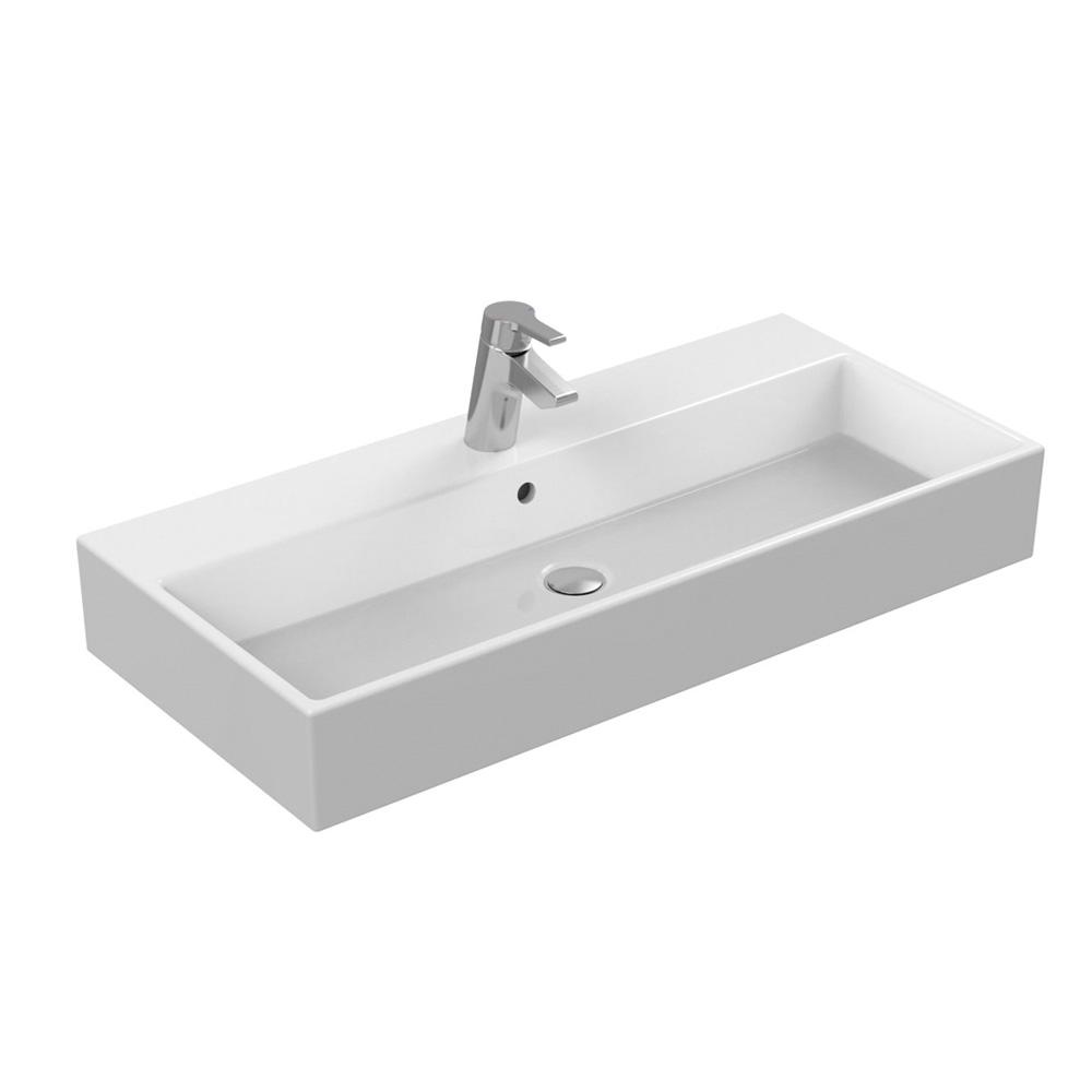 ideal standard strada waschtisch wei ideal plus k0782ma reuter onlineshop. Black Bedroom Furniture Sets. Home Design Ideas