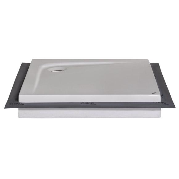 ideal standard ultra flat rechteck duschwanne bodeneben