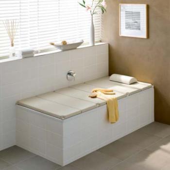 kaldewei relaxliege l 180 b 80 cm f r conoduo badewanne beige 689710010000 reuter onlineshop. Black Bedroom Furniture Sets. Home Design Ideas