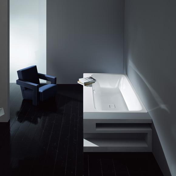 kaldewei asymmetric duo rechteck badewanne wei perl effekt 274430003001 reuter onlineshop. Black Bedroom Furniture Sets. Home Design Ideas