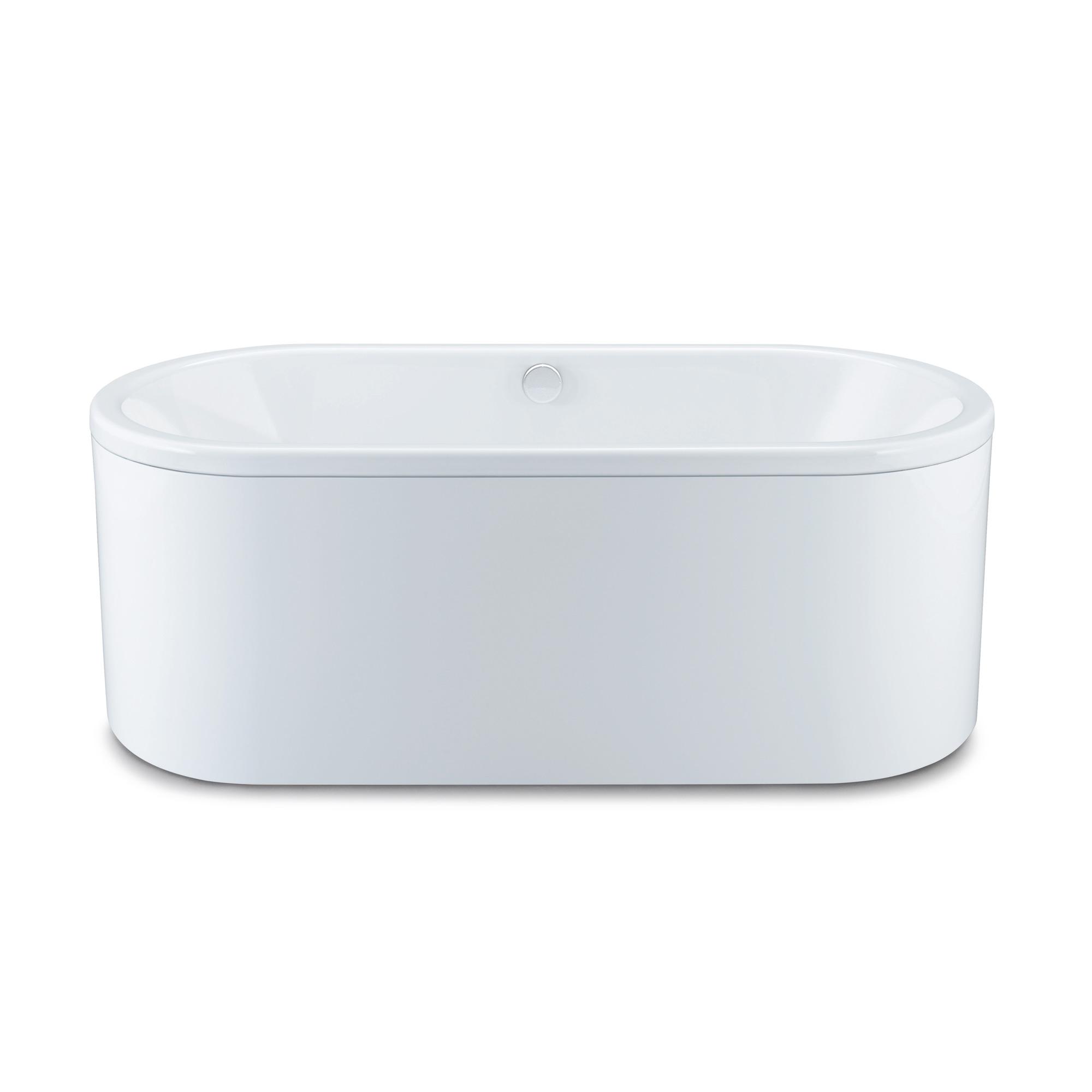kaldewei centro duo ovale badewanne mit verkleidung wei. Black Bedroom Furniture Sets. Home Design Ideas