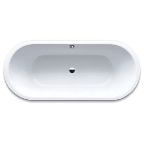 kaldewei classic duo oval ovale badewanne wei perl effekt. Black Bedroom Furniture Sets. Home Design Ideas