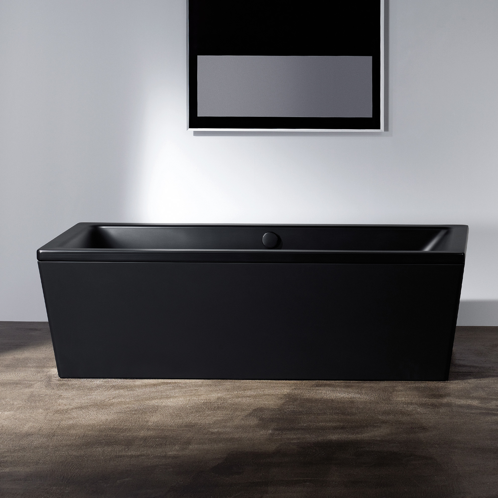 kaldewei conoduo freistehende badewanne mit verkleidung. Black Bedroom Furniture Sets. Home Design Ideas