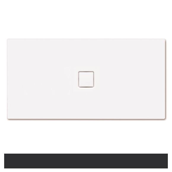 kaldewei conoflat duschwanne vollantislip lavaschwarz matt 468230020717 reuter onlineshop. Black Bedroom Furniture Sets. Home Design Ideas
