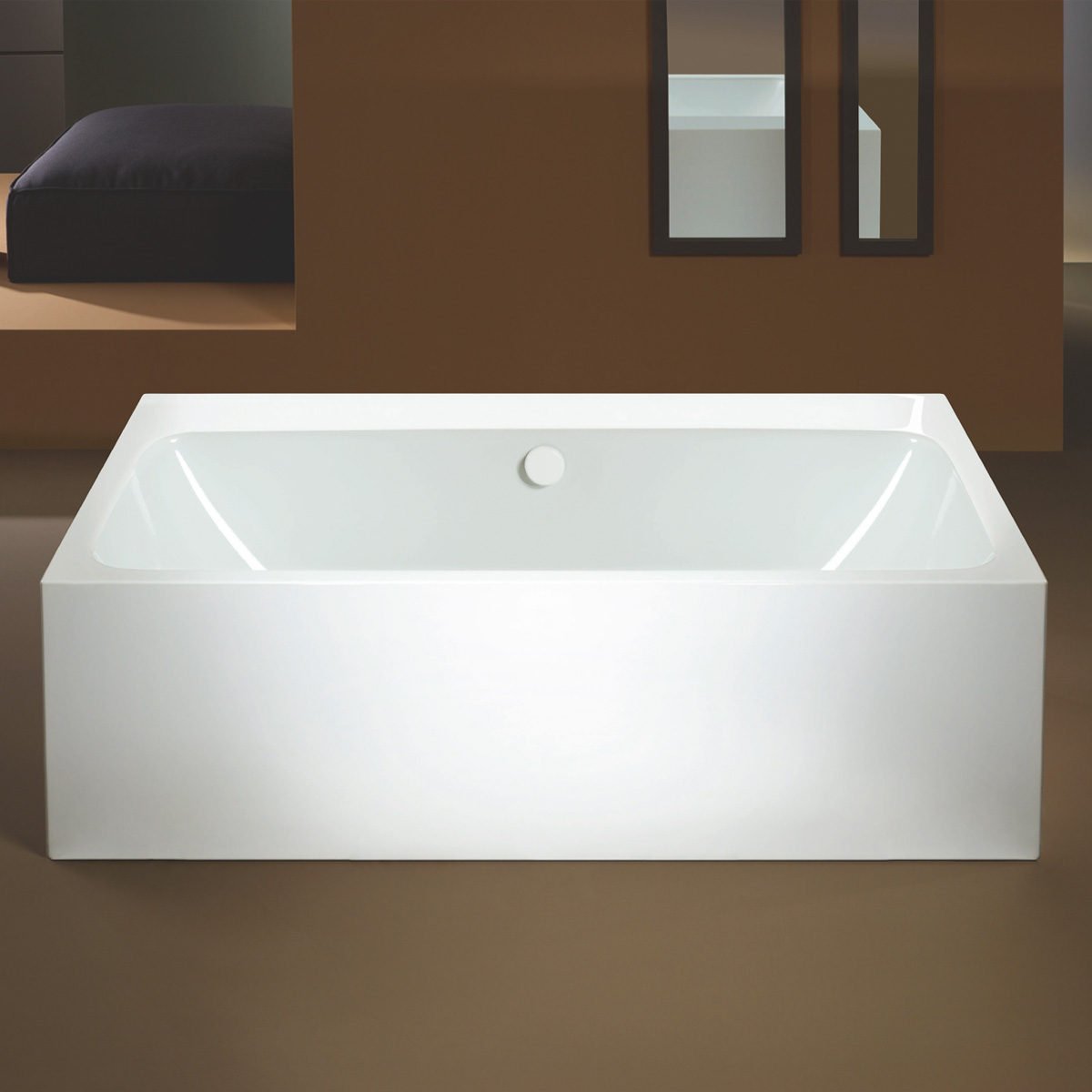 kaldewei meisterst ck asymmetric duo 1740 freistehende. Black Bedroom Furniture Sets. Home Design Ideas
