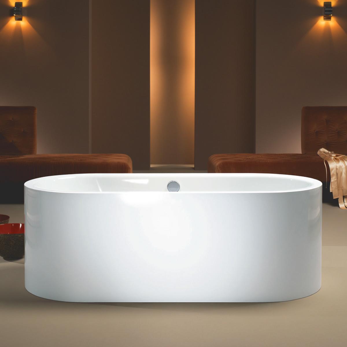 kaldewei meisterst ck centro duo oval 1128 freistehende. Black Bedroom Furniture Sets. Home Design Ideas