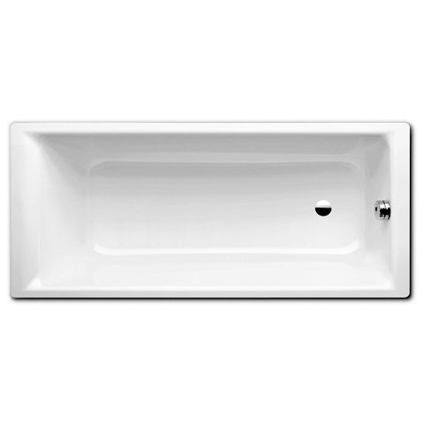 kaldewei puro rechteck badewanne wei 256200010001 reuter onlineshop. Black Bedroom Furniture Sets. Home Design Ideas