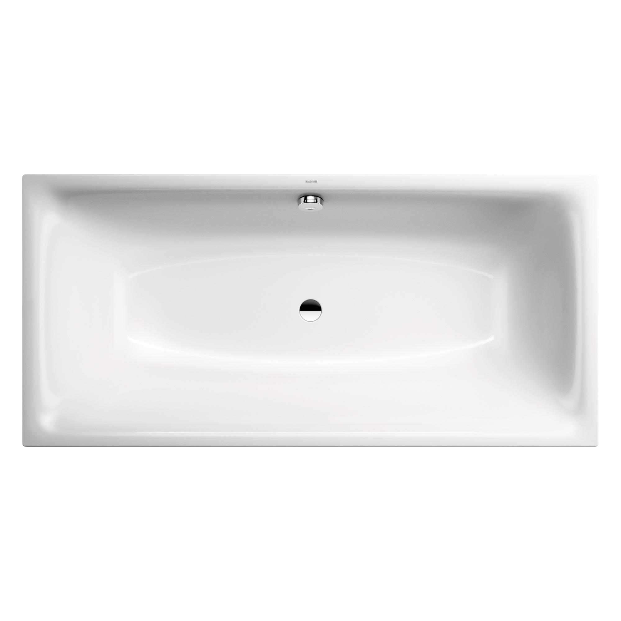 kaldewei silenio rechteck badewanne wei 267600010001. Black Bedroom Furniture Sets. Home Design Ideas