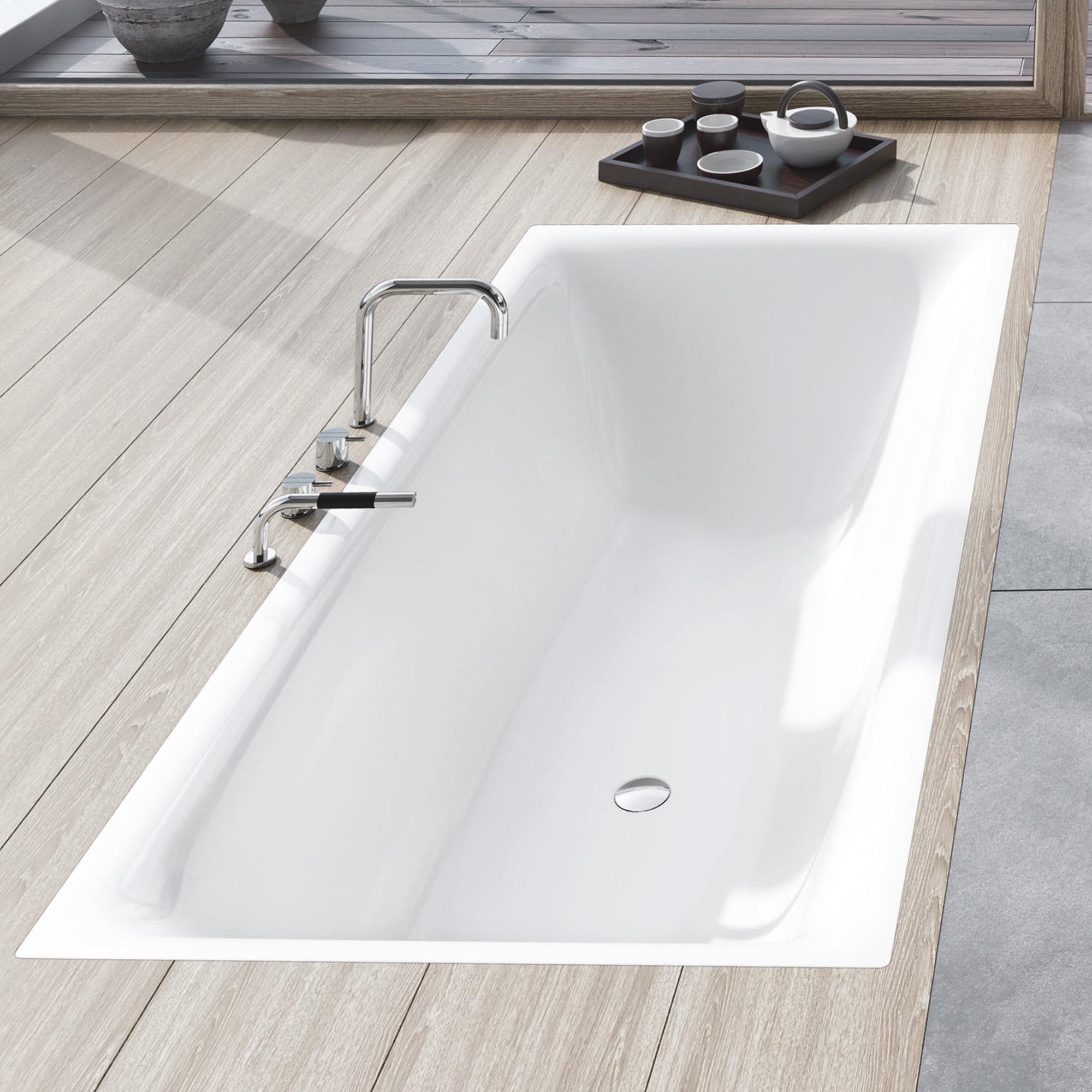 kaldewei silenio rechteck badewanne wei 267600010001 reuter onlineshop. Black Bedroom Furniture Sets. Home Design Ideas
