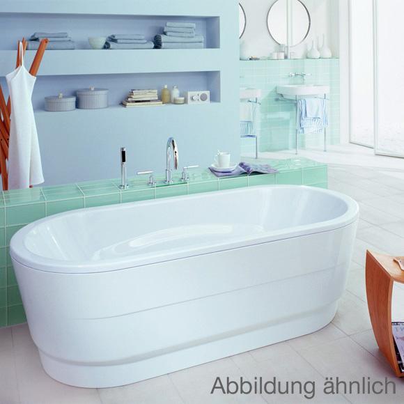 kaldewei vaio duo oval freistehende badewanne pergamon 233148050231 reuter onlineshop. Black Bedroom Furniture Sets. Home Design Ideas
