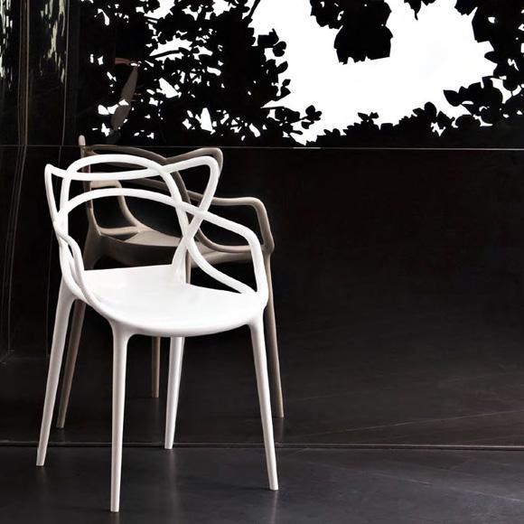 kartell masters stuhl 586503 reuter onlineshop. Black Bedroom Furniture Sets. Home Design Ideas