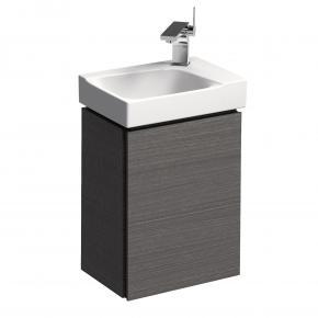 keramag xeno handwaschbecken unterschrank front scultura grau korpus scultura grau 807042000. Black Bedroom Furniture Sets. Home Design Ideas