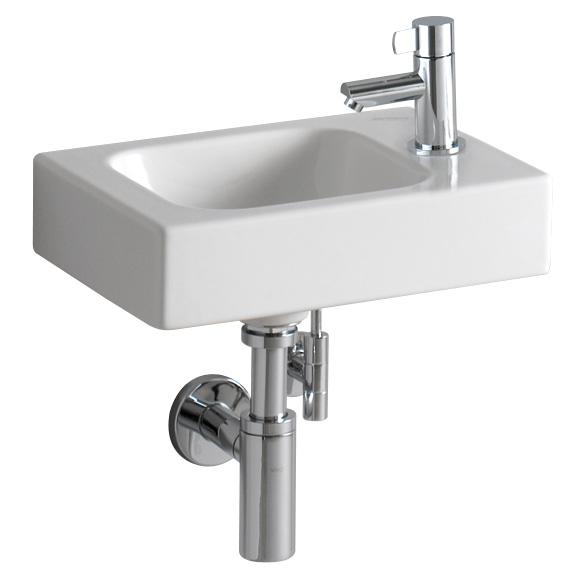 keramag icon handwaschbecken wei 124736000 reuter onlineshop. Black Bedroom Furniture Sets. Home Design Ideas