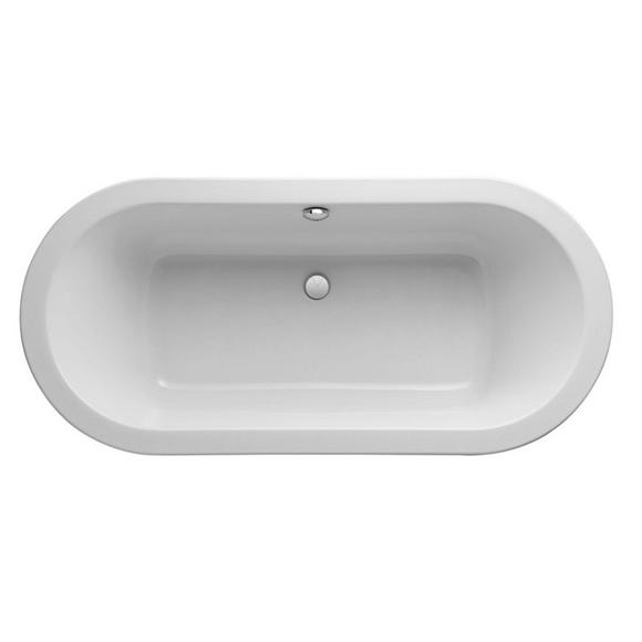 keramag icon oval badewanne 650400000 reuter onlineshop. Black Bedroom Furniture Sets. Home Design Ideas