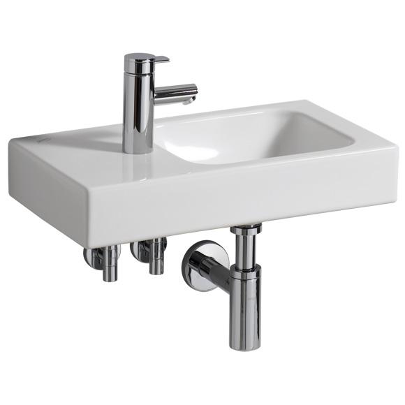 keramag icon xs handwaschbecken wei 124153000 reuter. Black Bedroom Furniture Sets. Home Design Ideas