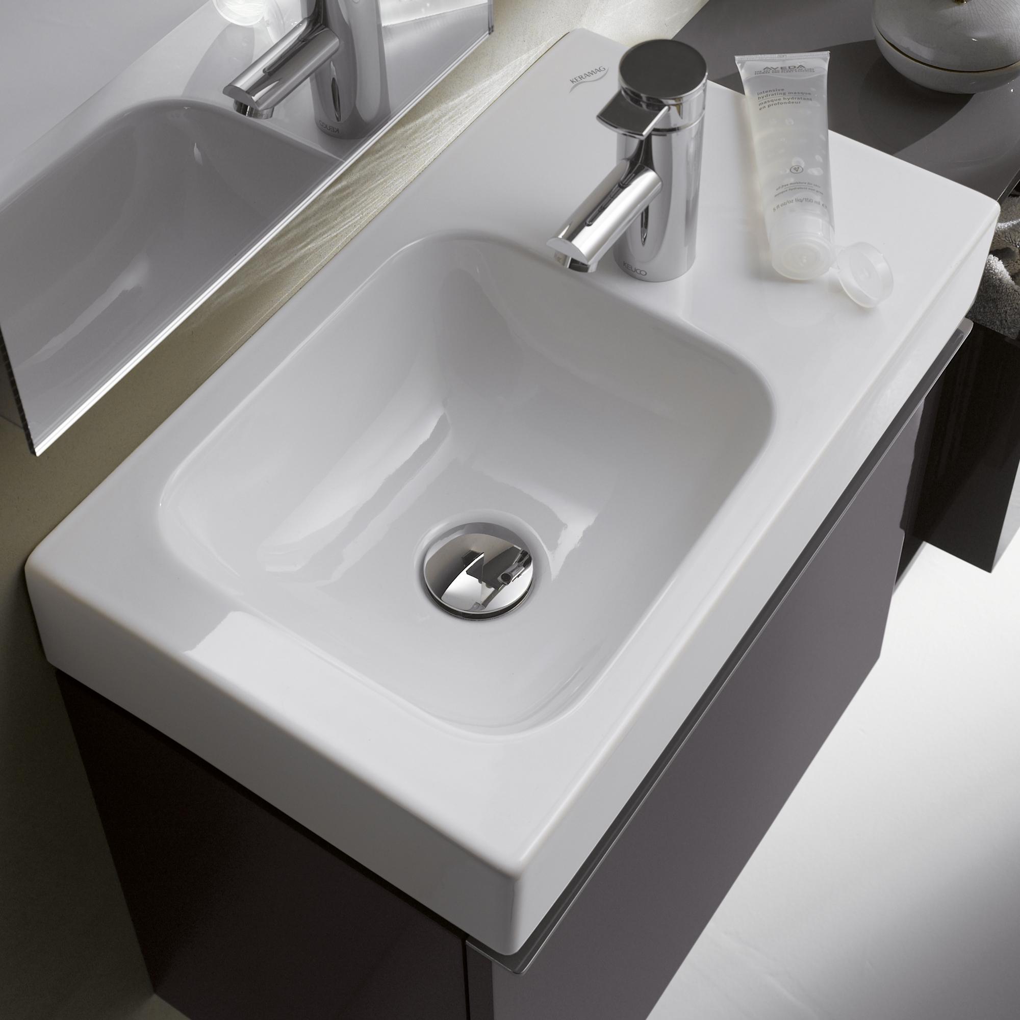 Keramag icon xs handwaschbecken wei 124053000 reuter onlineshop - Keramag waschbecken icon ...