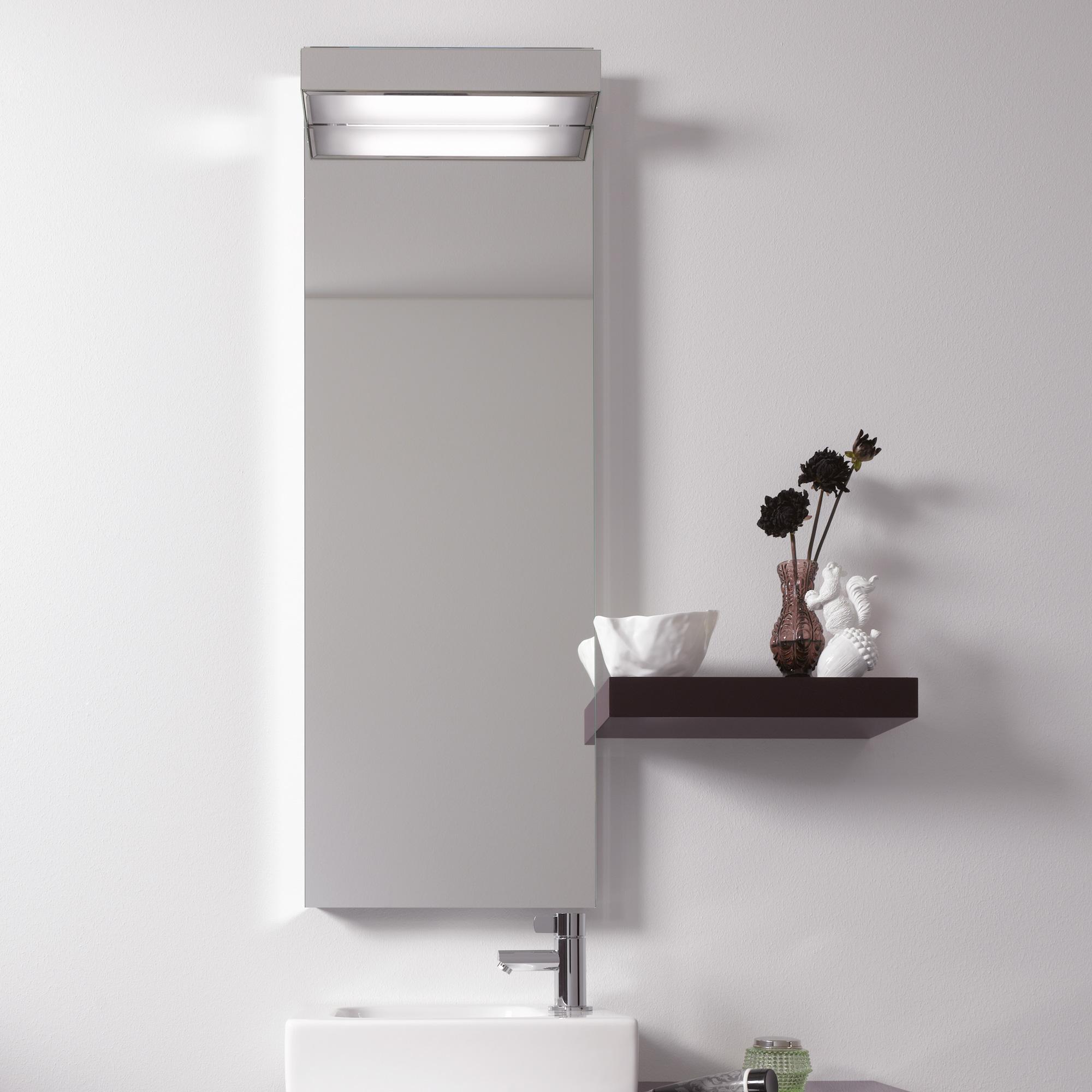 keramag icon xs lichtspiegelelement 840537000 reuter onlineshop. Black Bedroom Furniture Sets. Home Design Ideas